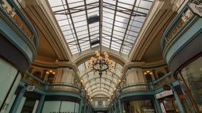 Great Western Arcade Indoor C imágenes de archivo libres de regalías