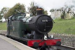 Great Western Bahnbehälter nein 6695 stockbilder