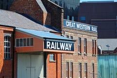 Great Western Railways Building, Liverpool. Stock Photos