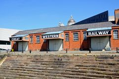 Great Western Railways Building, Liverpool. Stock Images