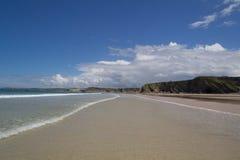 Great Western Strand bei Newquay stockfoto