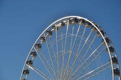 `The Great Wheel` of Seattle, Washington royalty free stock photography