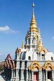 Great white pagoda Royalty Free Stock Photography