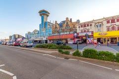 Great Yarmouth в Англии Стоковое Фото