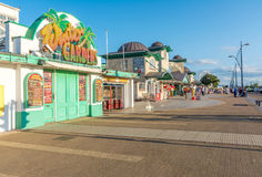 Great Yarmouth en Angleterre photographie stock