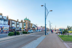 Great Yarmouth in England stock images