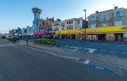 Great Yarmouth in Inghilterra Fotografie Stock Libere da Diritti