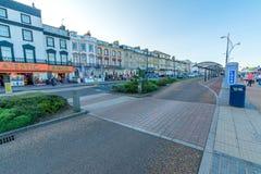 Great Yarmouth in Inghilterra Immagine Stock Libera da Diritti