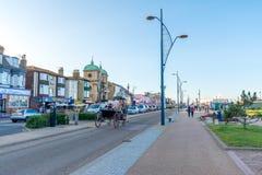 Great Yarmouth in Inghilterra Immagini Stock Libere da Diritti