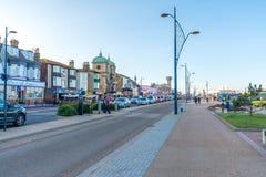 Great Yarmouth in Inghilterra Fotografia Stock Libera da Diritti
