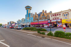 Great Yarmouth in Inghilterra immagine stock