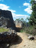 Great Zimbabwe. At the ruins of Great Zimbabwe Royalty Free Stock Photography
