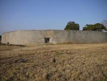 Great Zimbabwe ruins. Part of the great Zimbabwe ruins royalty free stock photography