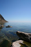The greate Baikal. Royalty Free Stock Images