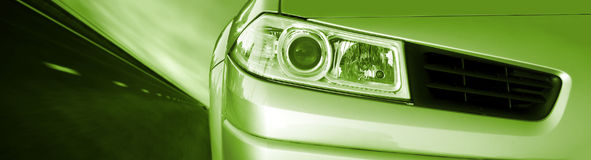 Greate car Royalty Free Stock Photography
