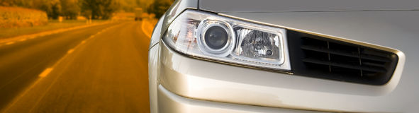 Greate car Royalty Free Stock Images