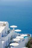 Greate seascape hotel Zdjęcie Stock