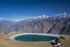 Greater Himalayas Royalty Free Stock Photos