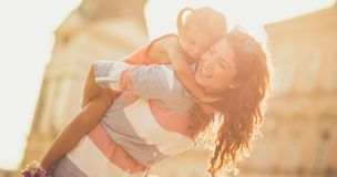 The greatest gift is our quality time together. royalty free stock images
