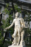 Monument to Mozart in Vienna Royalty Free Stock Photography