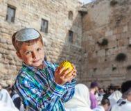 The greatest shrine of Judaism Royalty Free Stock Photos