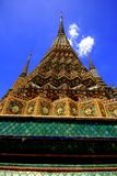 Greatest temple in Thailand Stock Photography