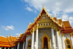 Greatest temple in Thailand Royalty Free Stock Photography