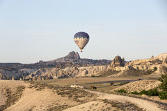 The greatest tourist attraction of Cappadocia Royalty Free Stock Images