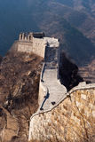 Greatwall Royalty Free Stock Photography