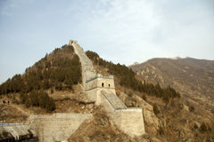 greatwall Royaltyfria Bilder