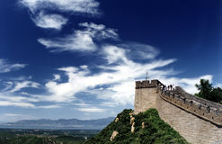 Greatwall Fotografia Stock