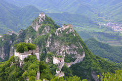 Greatwall Imagem de Stock Royalty Free