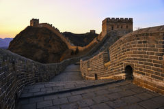 The greatwall Stock Photo