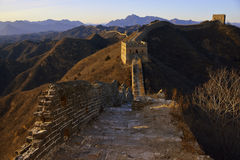 The greatwall Royalty Free Stock Photo
