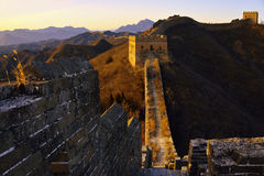 The greatwall Royalty Free Stock Images