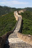 Greatwall. China beijing badaling shuiguan greatwall Royalty Free Stock Photography