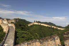 Greatwall. China beijing badaling shuiguan greatwall Stock Photo
