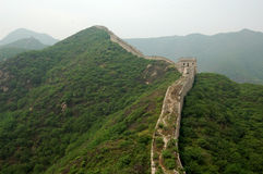 Greatwall in summer Royalty Free Stock Image