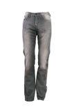 greay брюки джинсыов стоковая фотография rf
