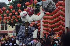 Grebeg cultural traditions Sudiro Royalty Free Stock Photos