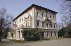 Grebovka别墅-布拉格 库存图片