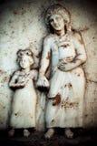 Grec antique Art Barble Background Photos libres de droits