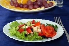Grec de salade Photos stock