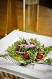 greccy sałatkowi pomidory Obraz Stock