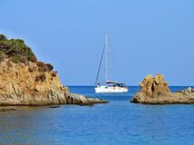 Free Grece,Sarti-seacoast Near Sarti Royalty Free Stock Photography - 182009717