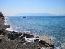 Grece sea Stock Photography