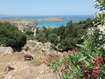 Grecia Foto de archivo libre de regalías