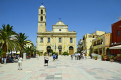 Grecia, Crete Fotografía de archivo libre de regalías