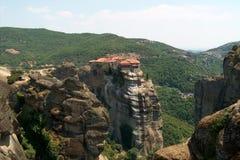 Grecia del la de Meteore imagen de archivo
