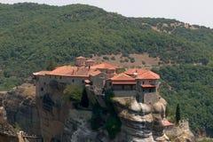 Grecia del la de Meteore Imagen de archivo libre de regalías